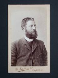 Prof. Dr. Ernst Bardey,