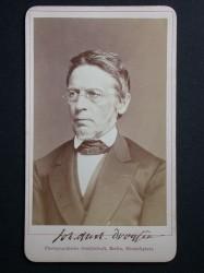 Prof. Dr. Johann Gustav Droysen
