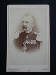 Major z. D. Harder, von