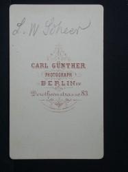 Wilhelm Scheer