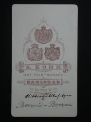Hermann Ludwig Berend (auch Behrend-Beeren)