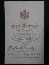 Gustav Schultze